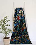 Maviss Homes Dress Making Hand Block Printed Fabric Indian