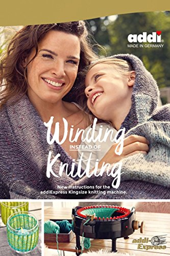 """addi-Express Knitting Machine Craft and Story Book """"The Woolly Family"""""""