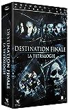 Destination finale : la Tétralogie - Coffret 4 DVD