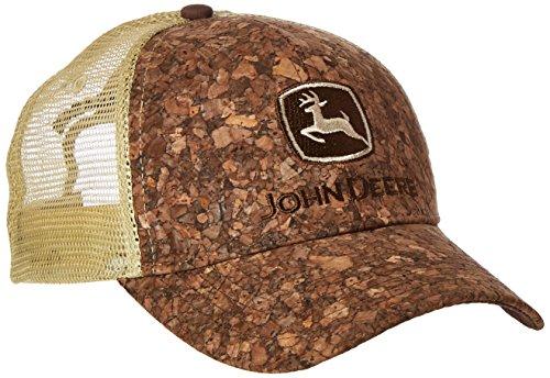John Deere - Gorra de béisbol para hombre