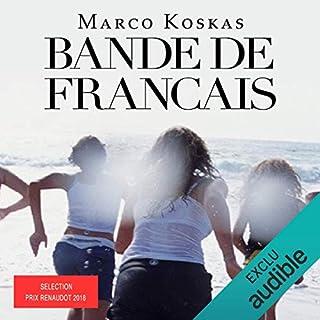 Couverture de Bande de Français