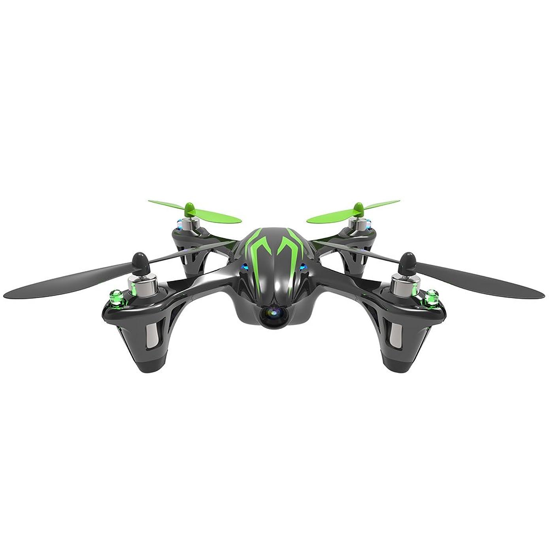 HUBSAN H107C X4 Quadcopter 2mp Camera (Green)