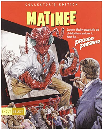 Matinee (Collectors Edition) [Blu-ray]