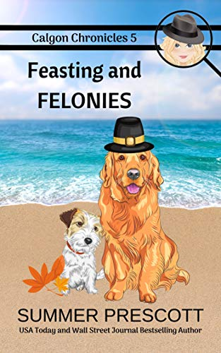 Feasting and Felonies (Calgon Chronicles Book 5) (English Edition)