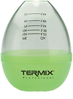 Termix Professional Hairdressing Shaker for Dye Ideal Professional Accessory for Colouring, Dyes and Highlights Green Colour