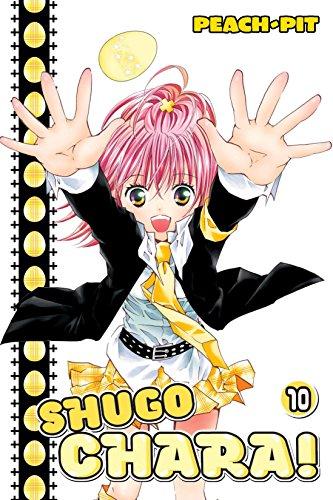 Shugo Chara! Vol. 10 (English Edition)
