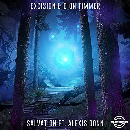 Excision, Dion Timmer & Alexis Donn
