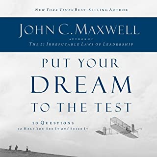 Put Your Dream to the Test cover art