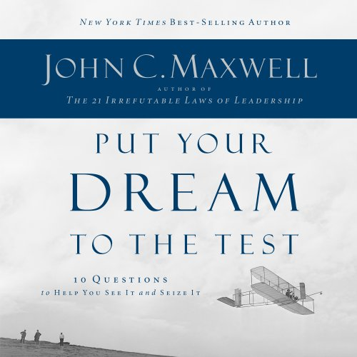 Put Your Dream to the Test audiobook cover art