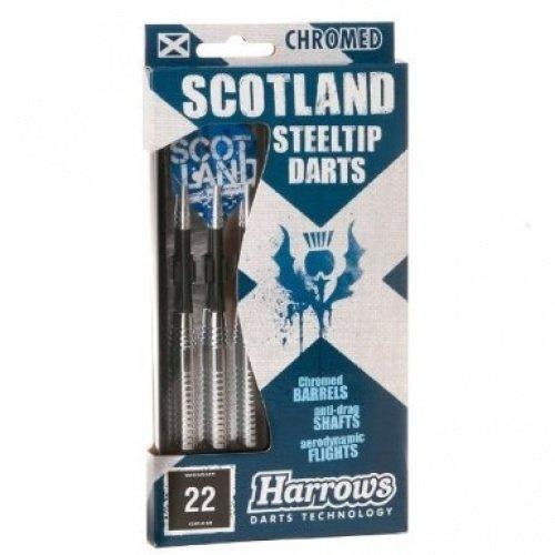 HARROWS Schottland, Stahlspitze Darts (Exklusive Stil) 22 g
