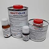 NAUTIGLUE Pegamento para la reparación de Zodiac y neumáticas de PVC (1 Litro)