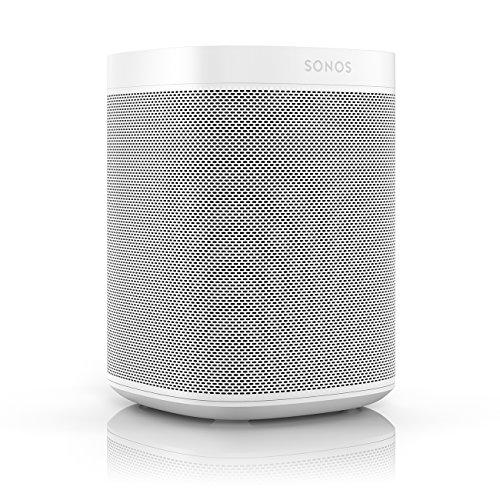 Sonos One (Gen 1) - Voice Controlled Smart Speaker (White) (Discontinued by manufacturer)