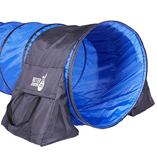 Better Sporting Dogs Pack of 2 Dog Agility Tunnel Sandbags | Dog Agility Equipment
