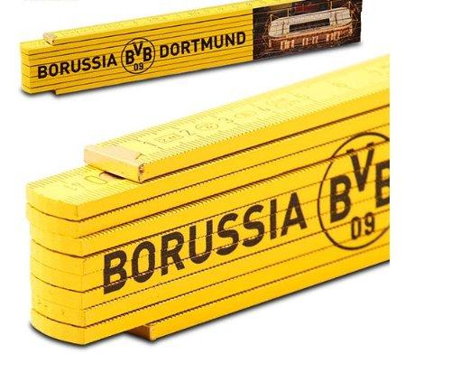 Borussia Dortmund Zollstock, Gliedermaßstab Signal Iduna Park BVB 09
