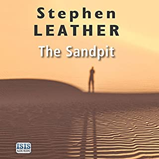 The Sandpit audiobook cover art