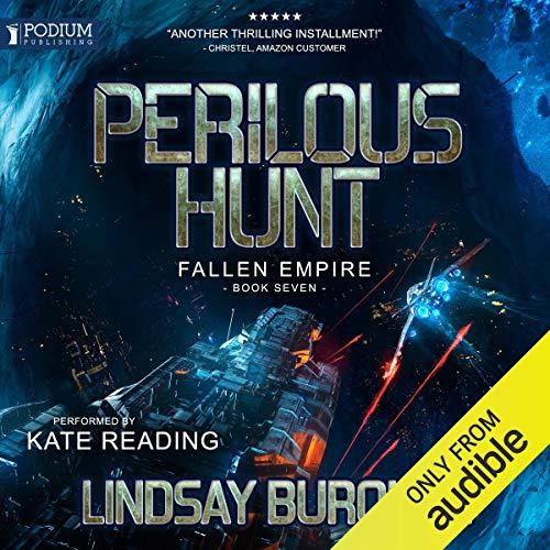 Perilous Hunt cover art
