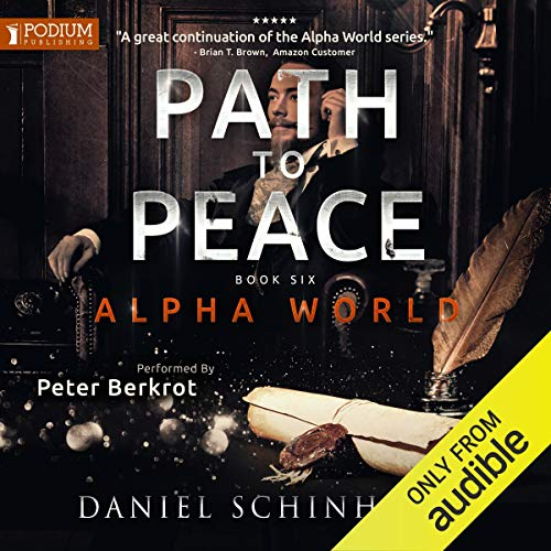 Path to Peace audiobook cover art