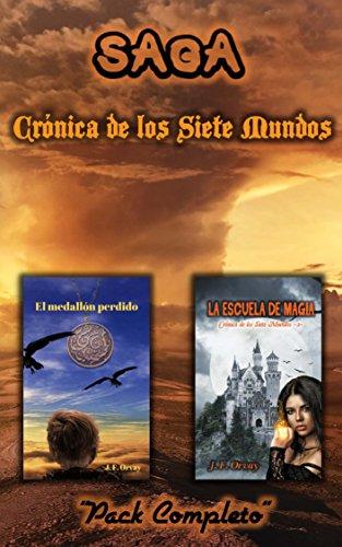 PACK CRÓNICA DE LOS SIETE MUNDOS eBook: ORVAY, J. F.: Amazon.es: Tienda Kindle