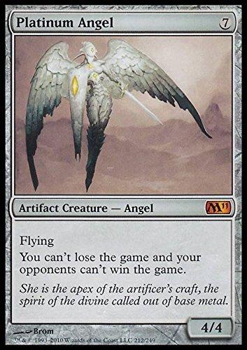Magic: the Gathering - Platinum Angel - Magic 2011