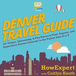 Denver Travel Guide cover art