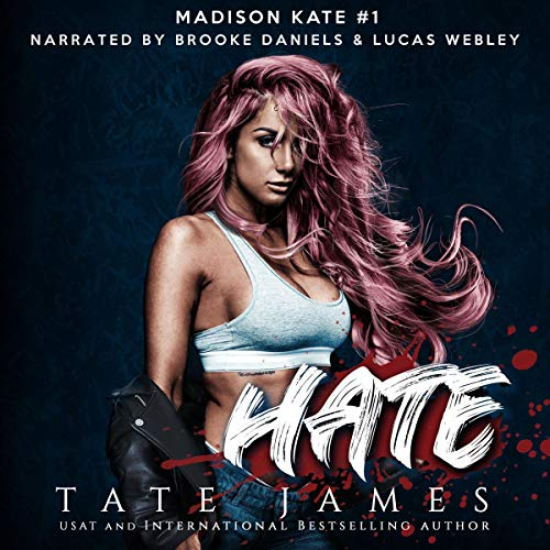 Hate: An Enemies to Lovers Reverse Harem Romance (The Madison Kate Series, Book 1)