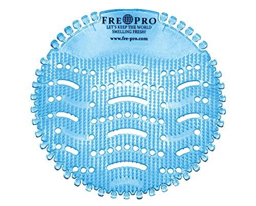 Fre-Pro WAVE 2.0 - Pissoir & Urinal Einsatz - 30 Tage Frischewirkung - Cotton Blosson, 10 Stück