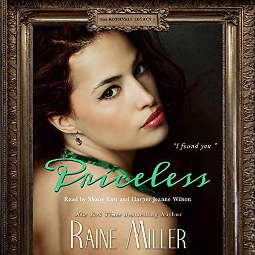 Priceless Audiobook By Raine Miller cover art