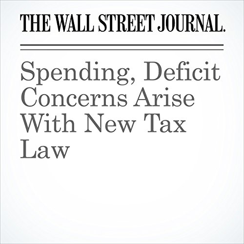 Spending, Deficit Concerns Arise With New Tax Law copertina