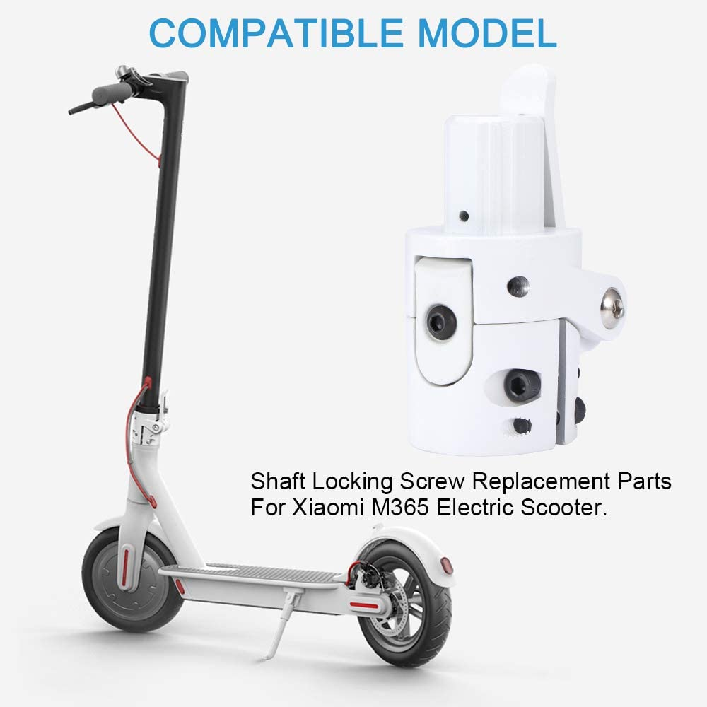 Winbang Varilla Plegable para Scooter, Scooter eléctrico Base ...