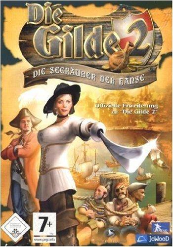 Die Gilde 2: Seeräuber der Hanse (Add-On)  [Download]