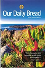 Best our daily bread 2018 annual edition Reviews