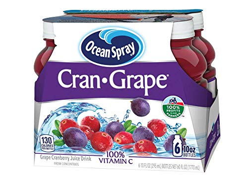Ocean Spray Juice Drink, Cran-Gr...