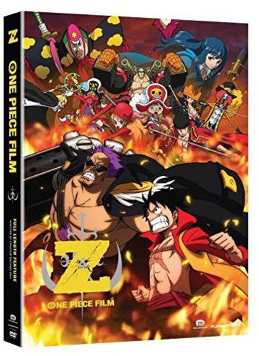 One Piece: Film Z [Import USA Zone 1]