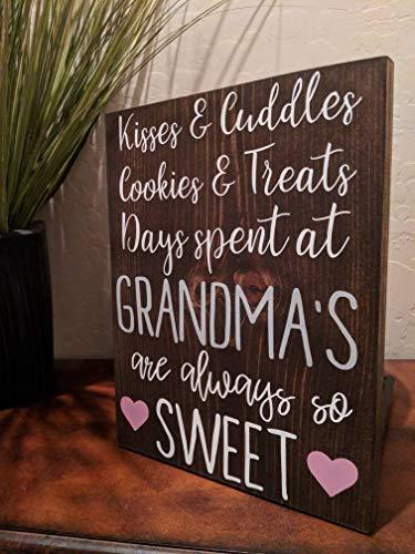 cwb2jcwb2jcwb2j Grootouders Teken oma's huis Teken Kussen en Knuffels Cookies en behandelt dagen doorgebracht bij oma zijn altijd zo lief 9