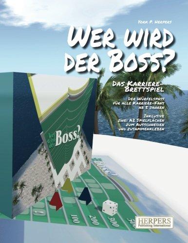 Wer wird der Boss? | Das Karriere-Brettspiel
