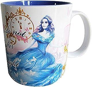 Westland Giftware Stoneware Mug, Dreams Do Not End at Midnight, 14 oz, Multicolor