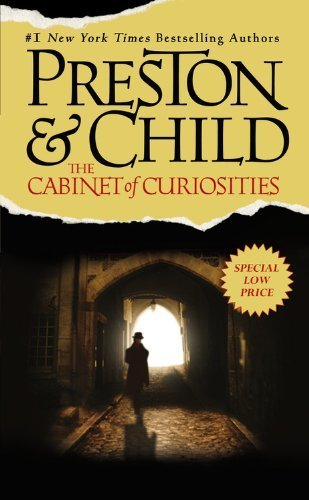 The Cabinet of Curiosities (Agent Pendergast series) by Preston, Douglas, Child, Lincoln (2012) Mass Market Paperback