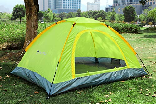 Tents for Camping, Travel Camping Portable Net Tent Outdoor Waterproof Hiking Camping Tent
