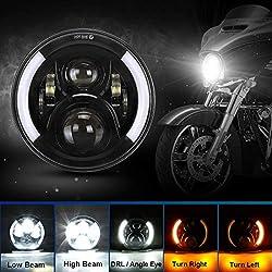 Best LED headlight for Harley Touring