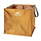 Unbekannt Non-Brand Nylon Klettern Arborist Throw Line Seil Sling Gear Storage Deploy Cube Bag -