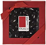 Rita Farhi Dark Chocolate Coated Brazil Nuts in a Luxury Gift Box | Christmas and Fathers Day Chocolate Nuts Present, - Birthday, Sympathy, Get Well Soon Gift for Men & Woman - 210 g