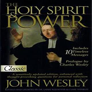 The Holy Spirit and Power audiobook cover art