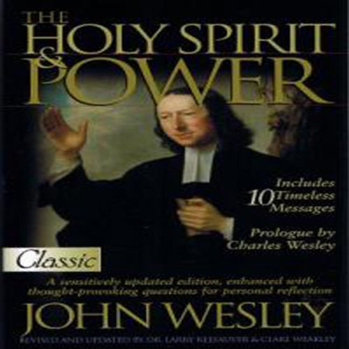 The Holy Spirit and Power cover art