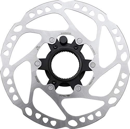 CYCLING_EQUIPMENT Disco 160mm Center Lock Ext. RT-EM600, Adultos Unisex, Gris (Gris), Talla Única