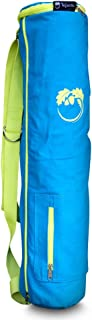 Yoga Mat Bag - Detachable Yoga Strap - Extendable - Comes with 3 Pockets for Bottles, Phone, Keys and More