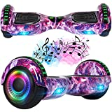 FLYING-ANT Hoverboard for Kids, 6.5 Inch Two...