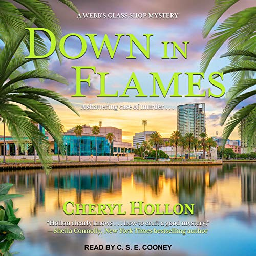 Down in Flames audiobook cover art