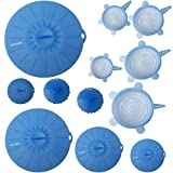 mockins 12 Pack Silicone Covers | 5...
