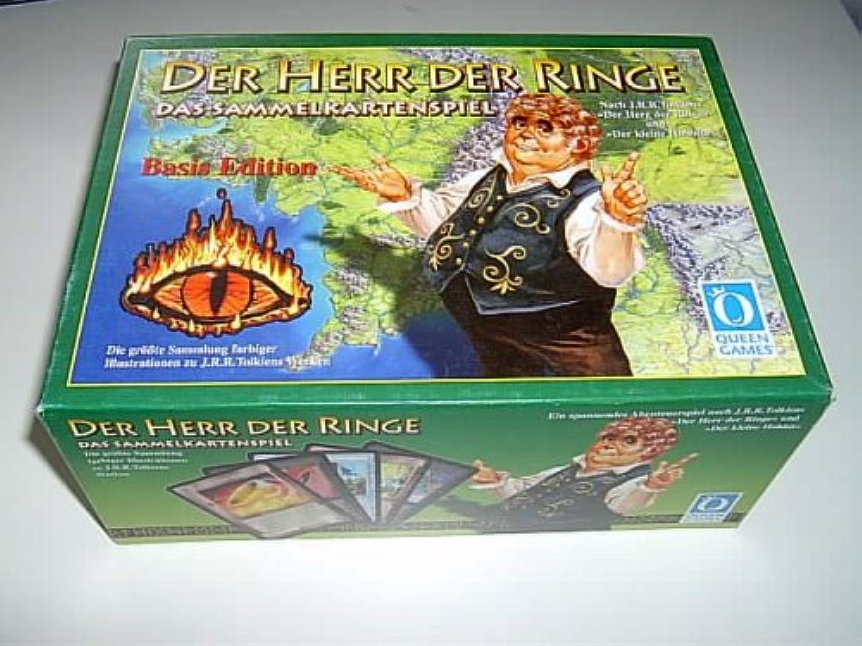 Queen Games Der Herr der Ringe Das Sammelkartenspiel Basis Edition