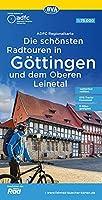 ADFC-Regionalkarte Die schoensten Radtouren in Goettingen und dem Oberen Leinetal 1:75.000: 1:75.000, reiss- und wetterfest, GPS-Tracks Download